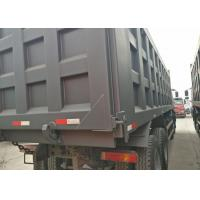 Wholesale 10 Tyres Sinotruk Howo Heavy Dump Truck 6x4 Driving Type Manual Operated from china suppliers