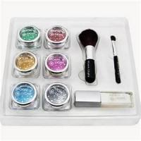 Buy cheap OEM 6 Colors Diamond Body Painting Glitter Temporary Tattoo Kit from wholesalers