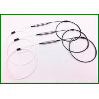 Buy cheap 1550nm optical fiber isolator 0.9mm cable in steel tube for Test Equipment from wholesalers