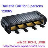 Wholesale Raclette Grill for 8 persons from china suppliers