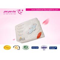 Wholesale 230mm Winged Ladies Sanitary Napkins Non Woven Surface Type , maxi absorbency and from china suppliers