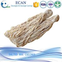 Wholesale Fresh Salted Natural Hog Casing for Sausage from china suppliers