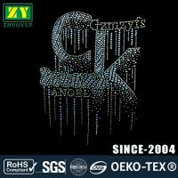 Wholesale Customized Size Hot Fix Rhinestone Motif Korean A Stone Shape Nailhead from china suppliers