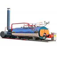 China Industrial High Efficiency Gas Boiler / Horizontal Natural Gas Boiler on sale