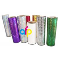 Wholesale Holographic Thermal Lamination Film Laser Holographic Film for Gift Wrapping from china suppliers