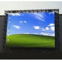 Wholesale P20mm Full Color Waterproof Outdoor TV Screens LED Display from china suppliers
