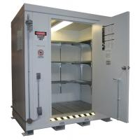 Wholesale Chemical Safety Storage Cabinets , Hazmat Storage Containers For Hazardous Material from china suppliers