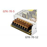 Wholesale Automatically Recovers Regulated Switching Power Supply 70W DC 5A Low Power Consumption from china suppliers