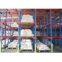 Wholesale Steel Adjustable Drive In Steel Warehouse Shelving , Pallet Racking Shelves 4000kg/Level from china suppliers