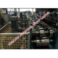 China High Speed C Z Shape Automatic Changeable Steel Purlin Roll Forming Machine CE Certificate on sale