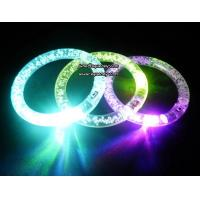Wholesale Acrylic LED wristband, LED flashing wristband with led light from china suppliers