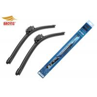 Buy cheap Front Window Multi Clip Flat Wiper Blade Rubber 2013 Bmw X5 Car Washer System from wholesalers