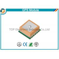 Wholesale Automatic Low Power GPS Antenna Module Adjustable 4800 - 115200bps L80 from china suppliers