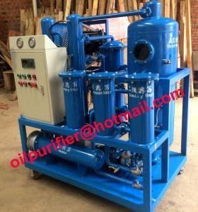 China Emulsion Lubricant Oil Purifier, Oil Purification Plant Steam Turbine and Hydroturbine, Waste Oil Treatment Plant on sale