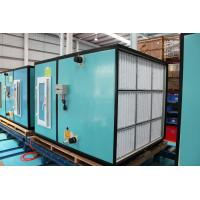 Double Skin 1/2 Rows Heating Coil 7-1300kw Custom Air Handling Units Ith 30/50 Mm Insulation
