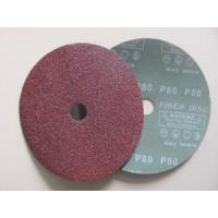 Wholesale Abrasive A/O Fiber Disc (BL2012061) from china suppliers