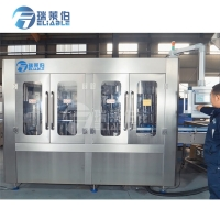 Wholesale 6000BPH SS304 500ml pET Soda Carbonated Drink Filling Machine from china suppliers