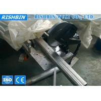 Wholesale Round Portable Downspout Roll Forming Machine from china suppliers