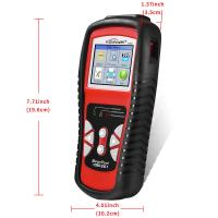 Wholesale Professional Konnwei Car Diagnostic Scanner / Pc Obd2 Can Bus Scanner from china suppliers