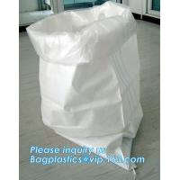 Wholesale net bag with drawstring, woven bag with liner, bag wiht gueests, UV stable packing bag, shopping bag, BAGPLASTICS, PACK from china suppliers