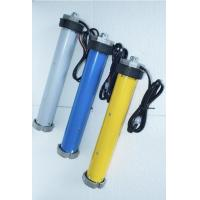 Multi - Color 12V Dc Tubular Motor 59mm Tube Diameter Steel Material