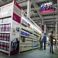 Buy cheap Light Steel Structure Supermarket with Modern Design and large space from wholesalers