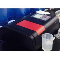 Wholesale Chroma double beam uv visible spectrophotometer Atmosphere high reliability from china suppliers