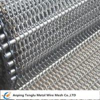 Wholesale Stainless Steel Wire Mesh Strip|Conveyor Belt Mesh Made by SS304 for Pipeline Transport from china suppliers