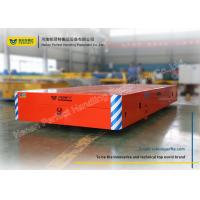Wholesale Cement Floor Battery Powered Carts Industrial Trackless Handling For Foundry Plant from china suppliers