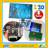 Resistive touch panel 320x480 3.5 inch TFT panel lcd display module with wide temperature