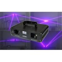 Wholesale square wave, crossed-shaped Auto Double Tunnel VV 400mW 405nm Fat Beam Laser Light LD280 from china suppliers