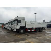 Buy cheap Commercial Cargo Vans 25 - 30 Tons LHD / RHD Euro 2 266 - 371HP Lorry Vehicle from Wholesalers