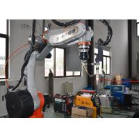 Wholesale 6 axis industrial robot welding with laser seam tracking, arc welding robot from china suppliers