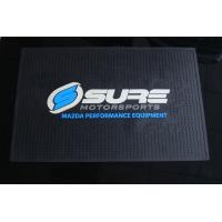 Wholesale Waterproof Black Soft PVC Door Mat Custom Outdoor Doormats For Restaurant from china suppliers