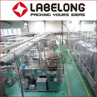 Wholesale Automatic Fruit Juice Filling Machine , Beverage PET Bottle Filling Machine from china suppliers