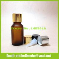 Wholesale 468 pcs/lot 20ml Small Glass Vials,Small Glass Bottle With Aluminum Caps from china suppliers