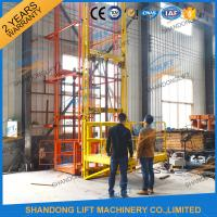 Wholesale 700kgs 4m Warehouse Hydraulic Elevator Lift from china suppliers