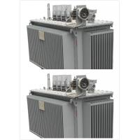 Compact Size Oil Immersed Transformer 35kV - 200 kVA Rational Structure