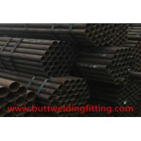 China Round Seamless API Carbon Steel Pipe API 5L Grade A  Black 1/4''-48''  SCH40 on sale
