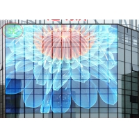 Wholesale P7.82 SMD2525 Transparent LED Screen Indoor 900W/M2 from china suppliers