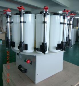 China YJ-1M YIJIU Foshan China,Bench Type Maunual Paint Dispensing machine , paint dispensing equipment on sale