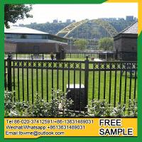 Wholesale Factory supply iron fence price phillippines from china suppliers
