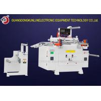 Wholesale Black / White Double Sided Adhesive Die Cutting Machine For LCD Backlight from china suppliers