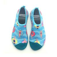 Wholesale Adult Aerobics Aqua Socks Water Skin Shoes Unisex Stretchy Material 12months Warranty from china suppliers