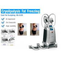 Wholesale Cryolipolysis Fat Freezing Body Slimming Machine No Surgery For Body Slimming from china suppliers