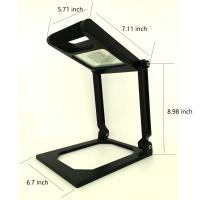 Wholesale 10W Waterproof  Foldable and Rechargeable Led Floodlight, 4 color, custom color from china suppliers