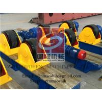 Wholesale Heavy Duty Rotator Pipe Welding Turntable for Piping Industry from china suppliers
