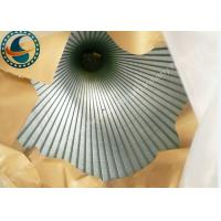 Quality Large Diameter Johnson Wire Screen For Water Filter High Performance for sale