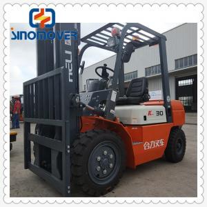 Wholesale 3T Hydraulic ISUZU C240PKJ-30 170mm Diesel Forklift Truck from china suppliers
