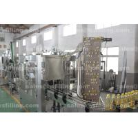 Wholesale High Speed Cooking Oil Packing Machine SUS304 2000 - 18000bph from china suppliers